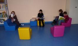Espace de  lecture