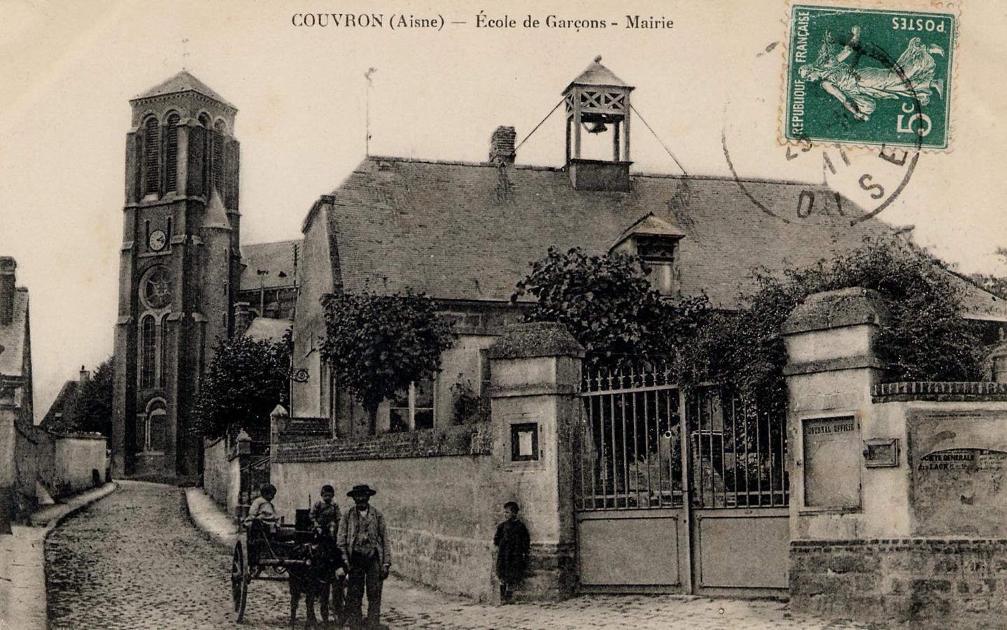 Rue de l'Eglise 1911
