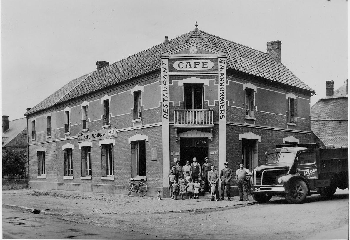 Café 7 Rue du Colonel Chépy