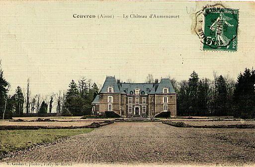 Château 5 avril 1908
