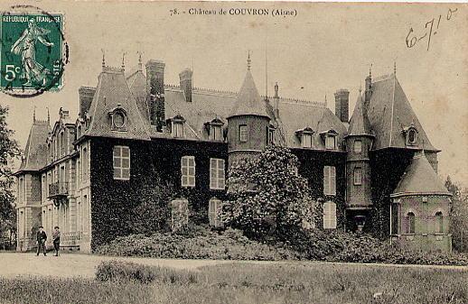 Château 7 juil 1910
