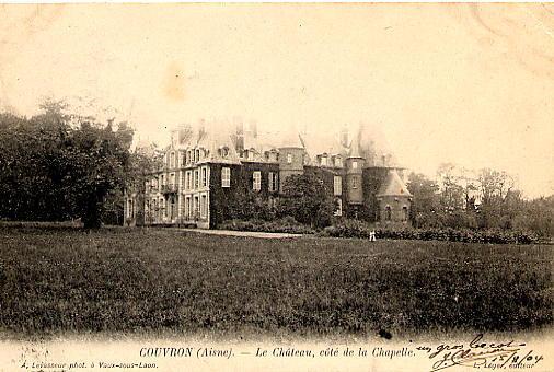Château 15 août 1904