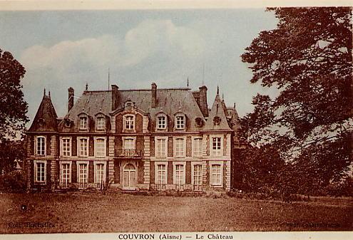 Château  couleur