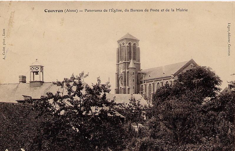 Eglise vue Colonel Chépy