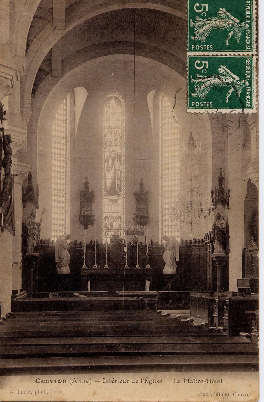 Intérieur Eglise1919