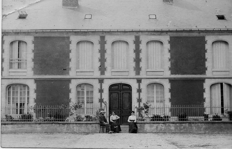 Maison 1911de la Ferme d'Aumencourt