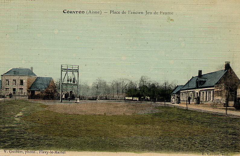 Place Jeu de Paume