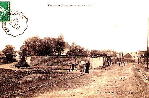 Rue du Colonel Chépy 5