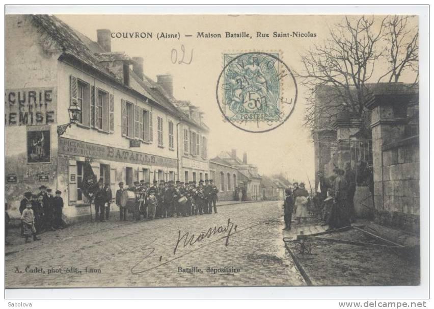 commerces 21 juil 1907