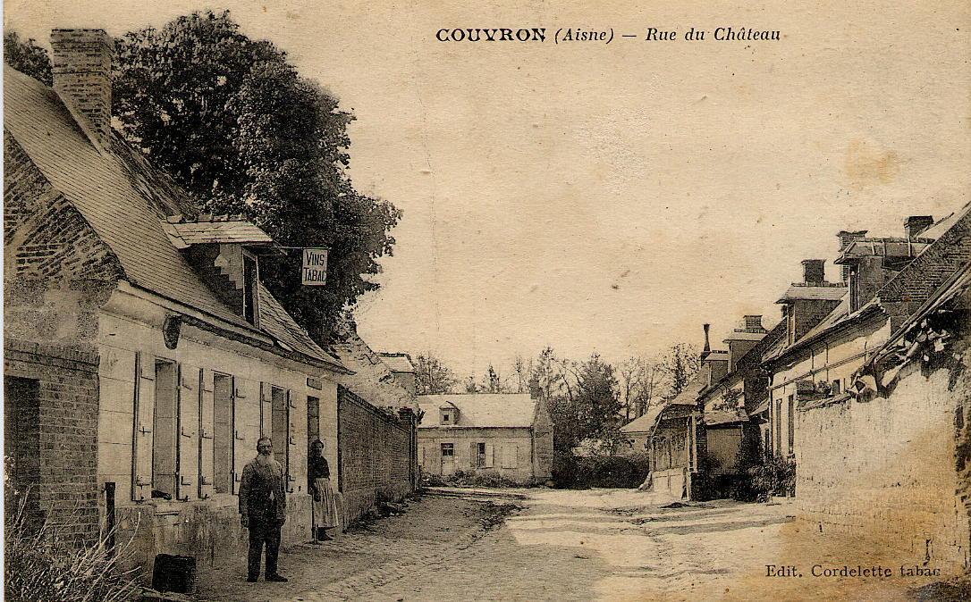 Café Rue du château