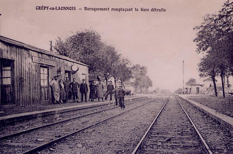 gare provisoire