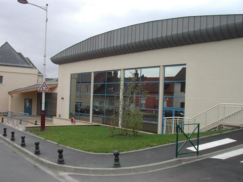 Centre socio Couvron