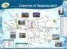 Plan de Couvron et Aumencourt