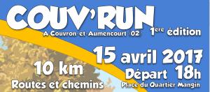 Couv'Run 1ère édition @ COUVRON | Couvron-et-Aumencourt | Hauts-de-France | France