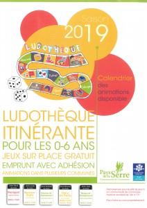 Ludothèque @ Espace petite enfance | Couvron-et-Aumencourt | Hauts-de-France | France