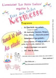 Kermesse - Les petits écoliers @ Stade Elie Blondelle | Couvron-et-Aumencourt | Hauts-de-France | France