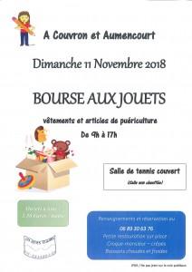 Bourse aux jouets, vêtements et articles de puériculture @ Tennis couvert | Couvron-et-Aumencourt | Hauts-de-France | France