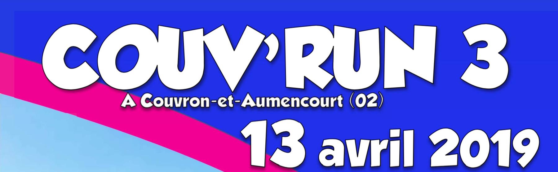 COUV'RUN 3ème Edition @ Salle de Sport